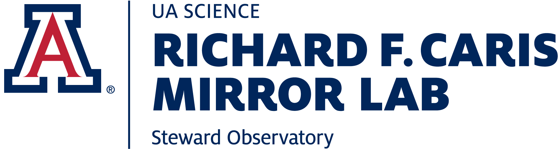 Richard F. Caris Mirror Lab | Home