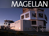 Magellan Mirror Castings